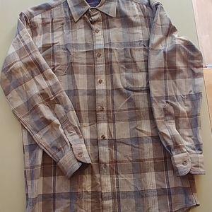 Pendleton button down shirt